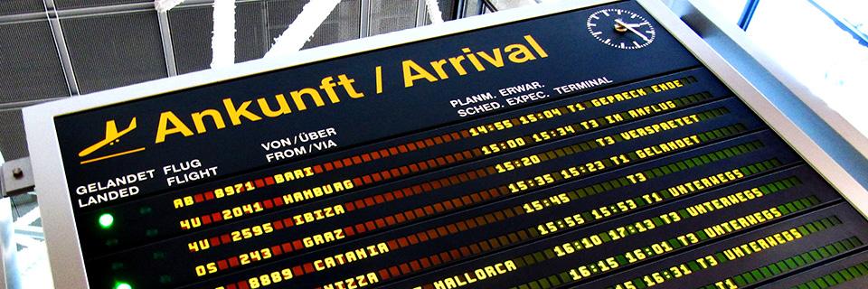 Aeroporto SCHÖNEFELD